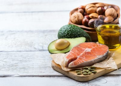 Healthy fats: good fats vs bad fats