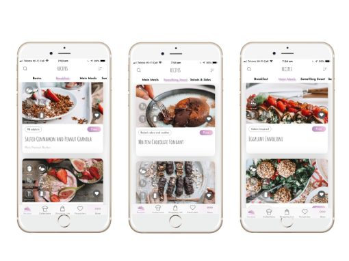 Healthy Luxe APP has landed!