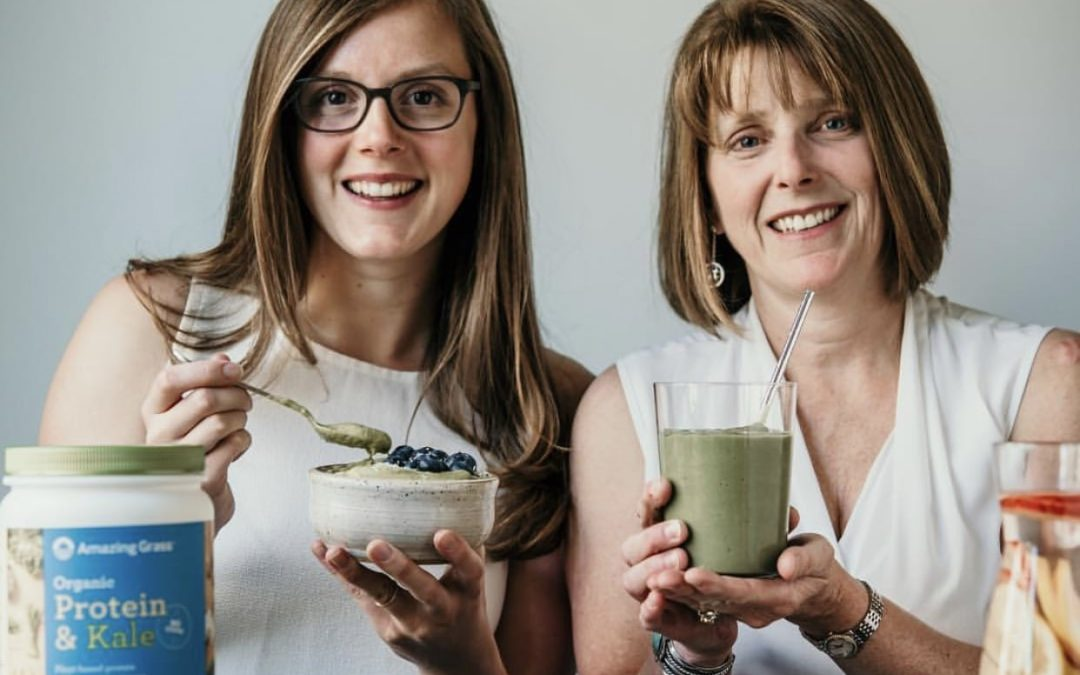 A conversation with mother-daughter duo, Crowded Kitchen