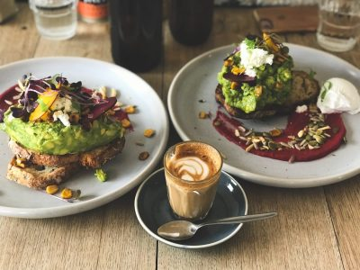 Top 5 healthy cafes in Melbourne