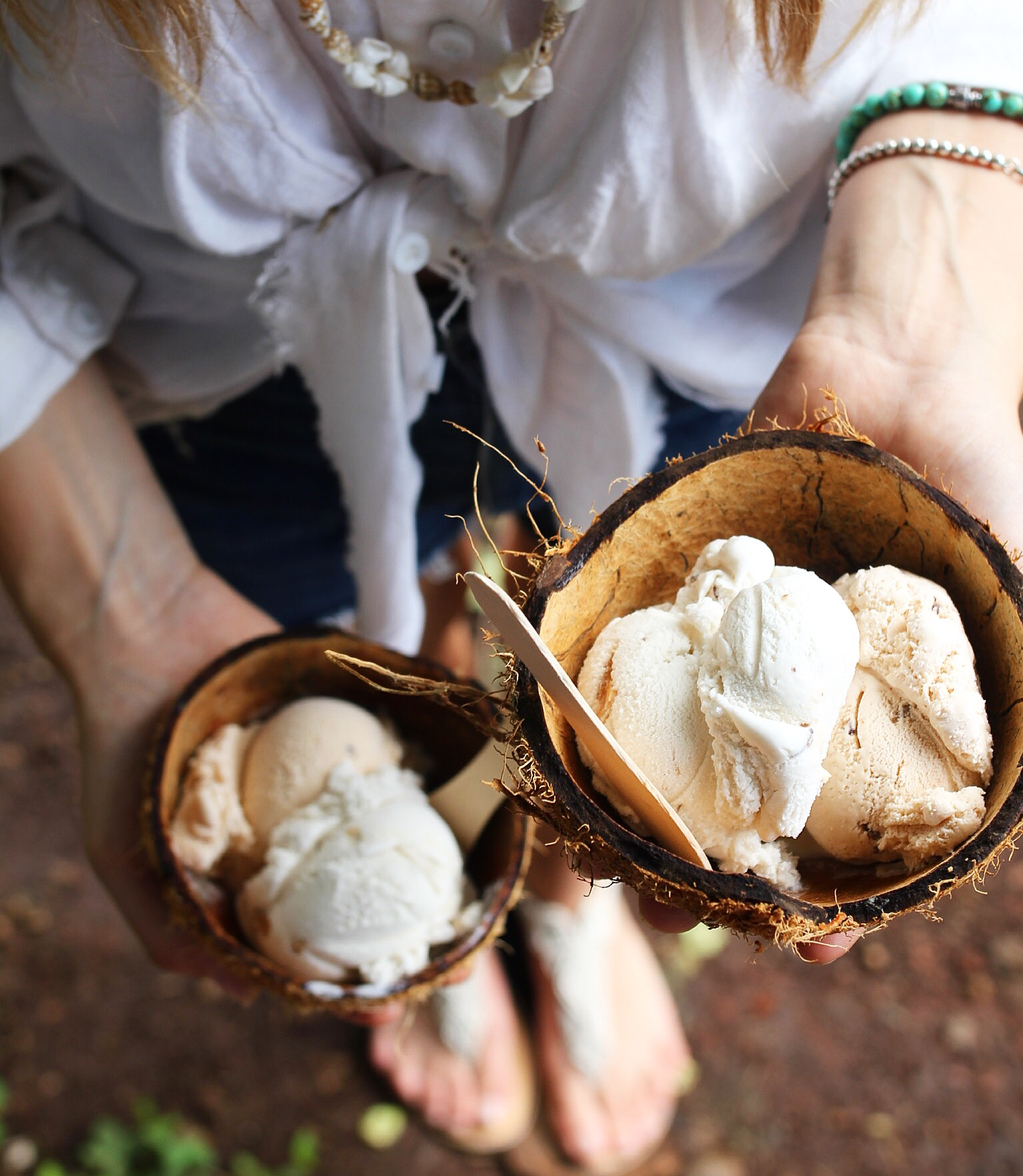 Coconut glens vegan ice cream
