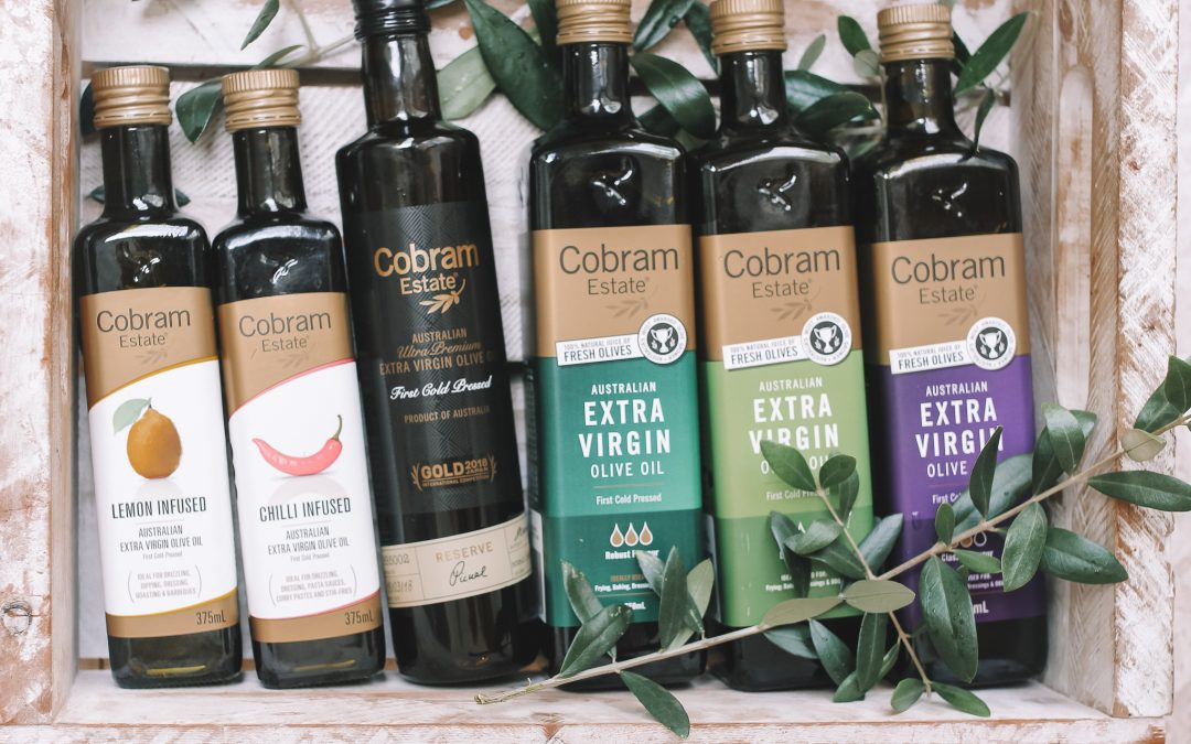 Why we choose Cobram Estate Olive Oil
