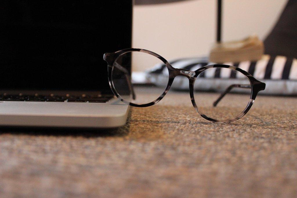 Blue light EXYRA glasses
