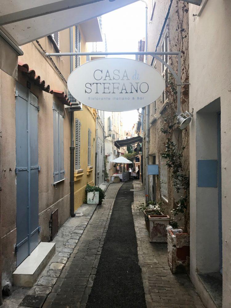 Chez Stefano