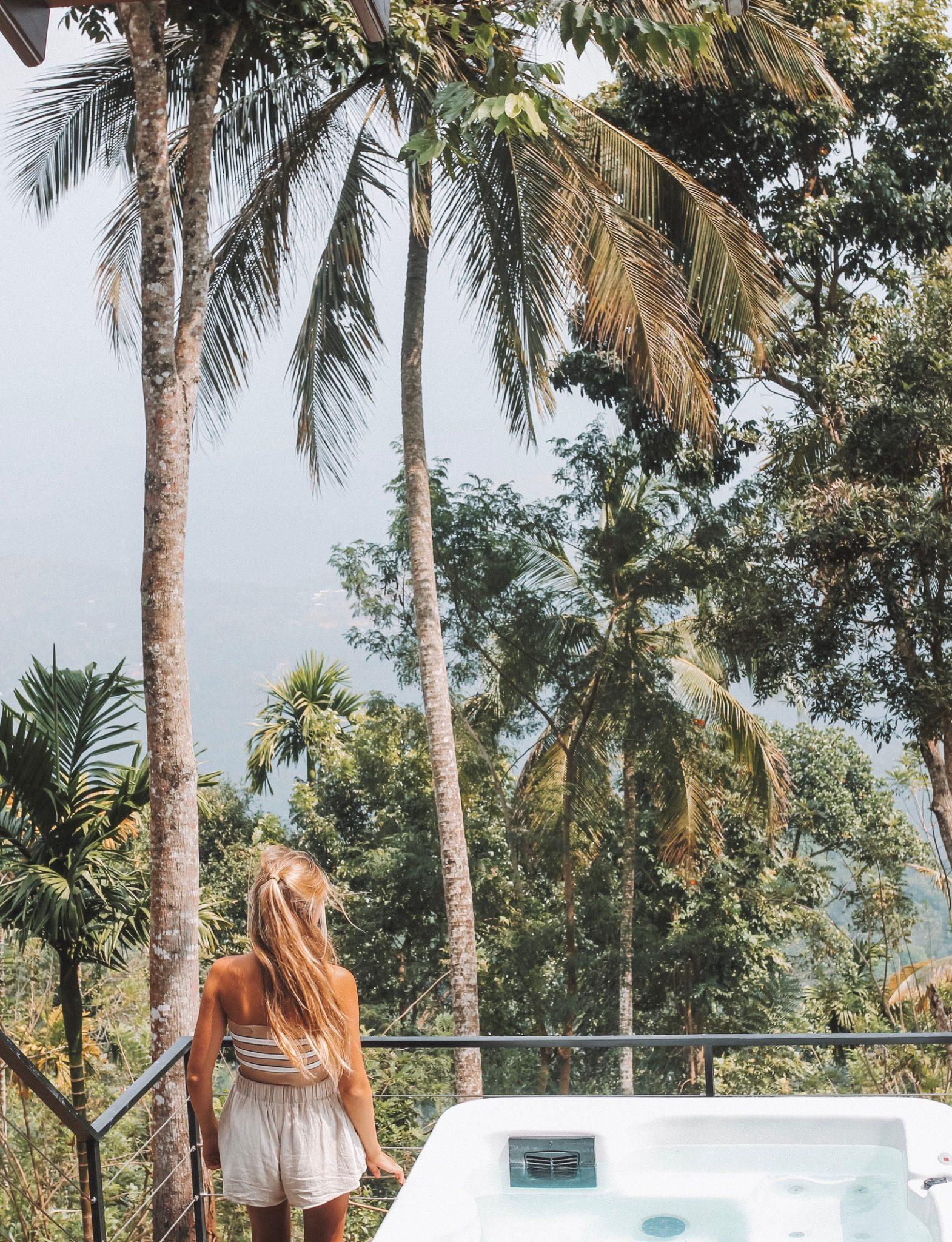 Aarunya resort Sri Lanka