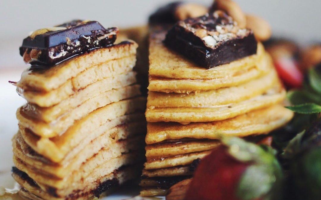"""""""Jaffa"""" pancakes"""