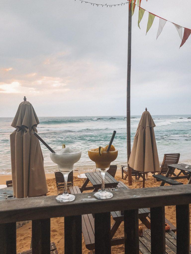 Wajiya beach hotel Sri Lanka
