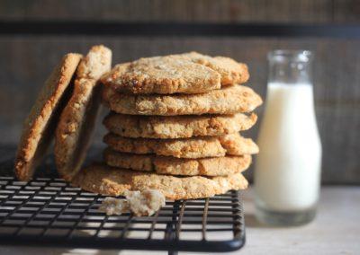 Anzac cookies