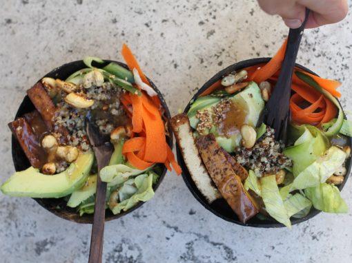 Tofu Buddha Bowl