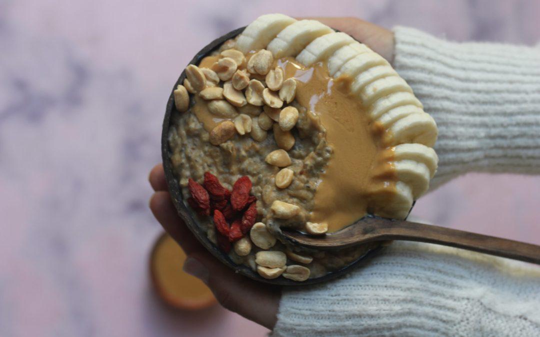 Caramel Oats