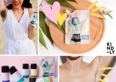 Kind-ly armpit detoxification