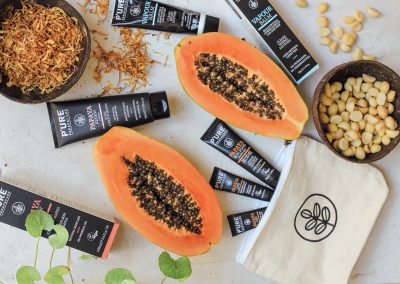 Pure Papaya Care: Natural skincare