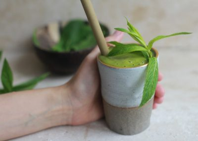 Prebiotic Greens Smoothie