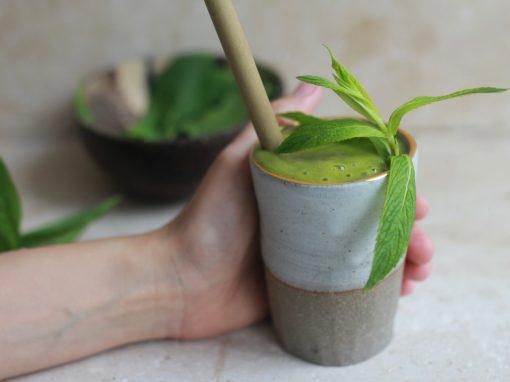 Prebiotic Greens Smoothie