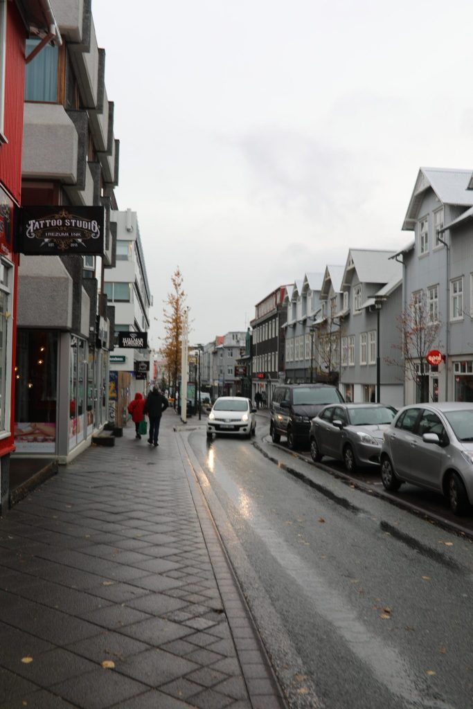 Iceland Reykavik