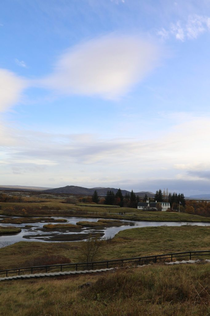 Iceland Thingvellir National Park