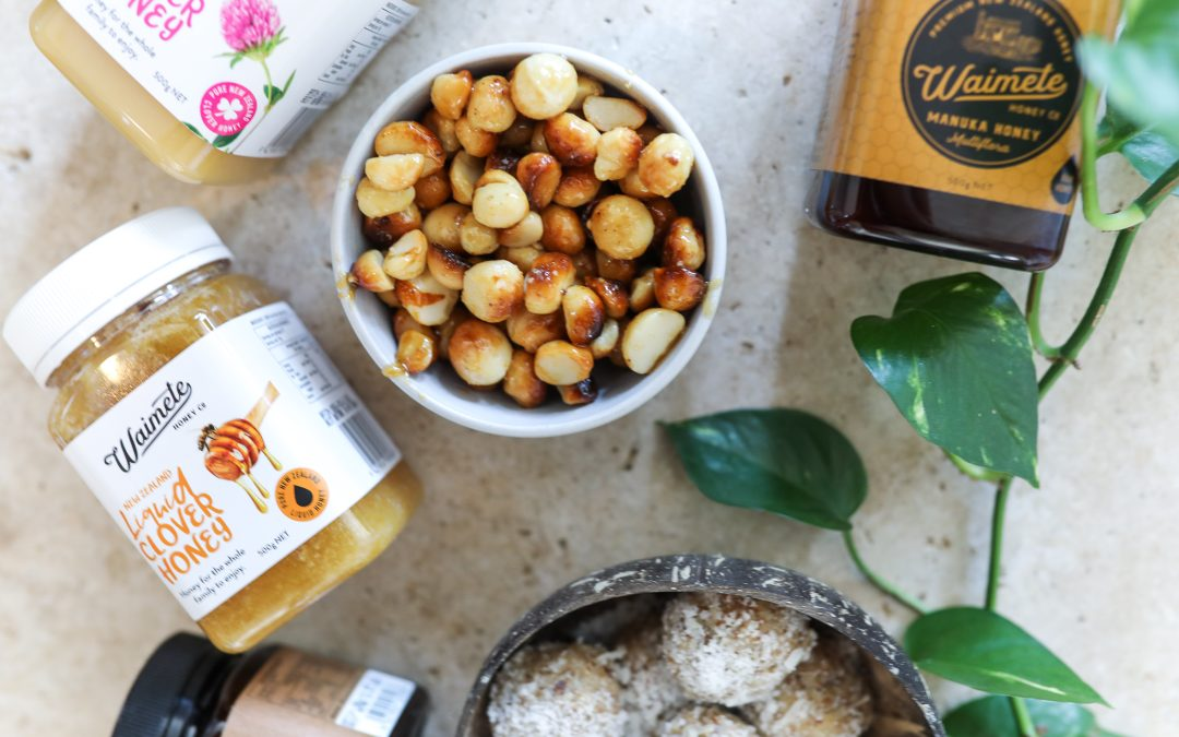 Ways with Manuka Honey