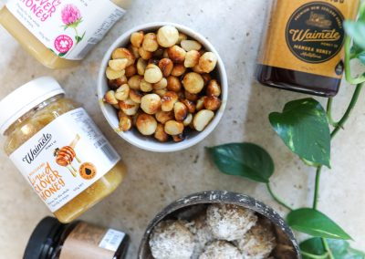 Ways with Manuka Honey: Egmont Manuka Honey