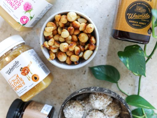 Ways with Manuka Honey
